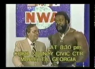 CHAMPIONSHIP WRESTLING FROM GEORGIA AUGUST 4, 1984