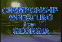 CHAMPIONSHIP WRESTLING FROM GEORGIA MARCH 2, 1985