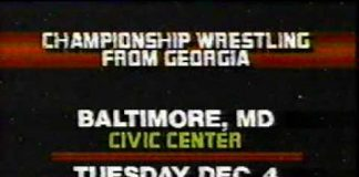 Championship Wrestling from Georgia chapter 9 pt.1