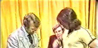 Concession Stand Brawl - Wayne Farris, Larry Latham vs Rick & Robert Gibson (4-11-80)