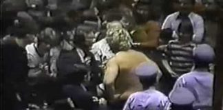 Controversial Nick Bockwinkel Loss In Memphis (vs Jerry Lawler, 12-27-82) Memphis Wrestling