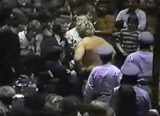 Controversial Nick Bockwinkel Loss In Memphis (vs Jerry Lawler, 12-27-82) Memphis Wrestling