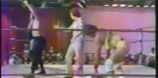 Debut of Hans Schroeder and The Gestapo vs Bob Owens, Jerry Bryant (6-16-79) Memphis Wrestling