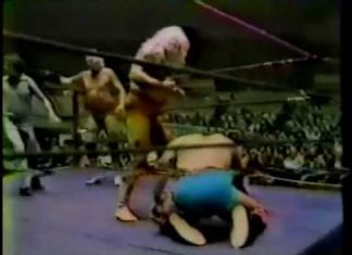 Don Carson, Dennis Condrey vs Robert Fuller, Bill Dundee (2-18-79) Mid-South Coliseum Highlights