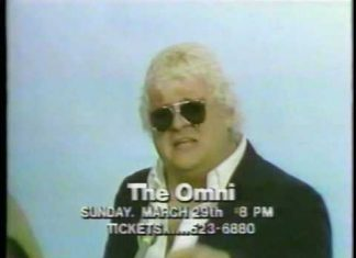 Dusty Rhodes promo from 1981. Georgia Championship Wrestling