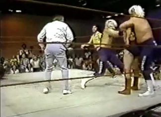 Eddie Marlin Saves Bill Dundee - Epic Fail (6-7-80) Classic Memphis Wrestling Replay