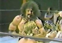 "(GCW) Jimmy ""Superfly"" Snuka vs. Kevin Von Erich ('80)"