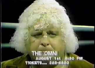 GCW July 26, 1980 (Ole Anderson Heel Turn on Dusty Rhodes In Full)