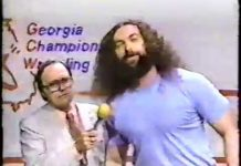 GCW May 9, 1981 (THE DEBUT OF BRUISER BRODY)