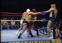 GCW October 31, 1981 (RODDY PIPER'S TBS DEBUT)