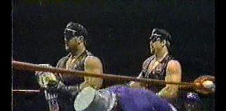 GEORGIA CHAMPIONSHIP WRESTLING- JUNE 1983