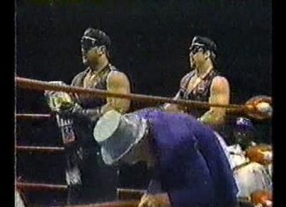 GEORGIA CHAMPIONSHIP WRESTLING- JUNE 1983