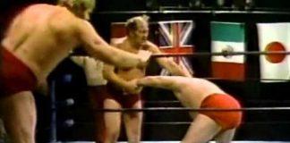 Georgia Championship Wrestling 1981 Ole and Gene Anderson