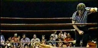 Georgia Wrestling 3/17/84- Flair vs Pat Rose