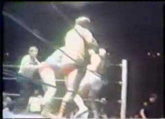 Georgia Wrestling - How Steve O Won the Title pt 1