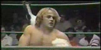 Georgia Wrestling - Rick Craven vs Kevin Sullivan