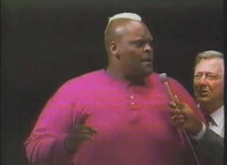 Harlem Knights (Men On A Mission) Debut in Memphis - USWA Memphis Wrestling (1993)