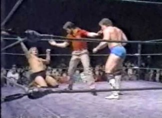 Hollywood Blonds vs Lightning Express (CWA, 11-10-84) Classic Memphis Wrestling