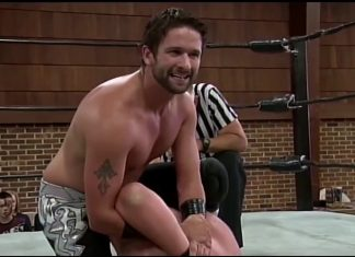 Innovate Wrestling TV #12 - Jeff Connelly vs. Caleb Courageous
