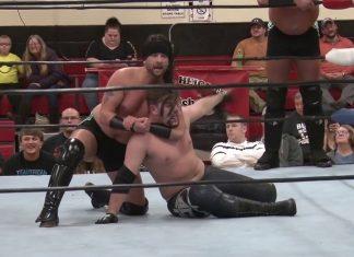 Innovate Wrestling TV #23 - 4 Way Tag Team Match