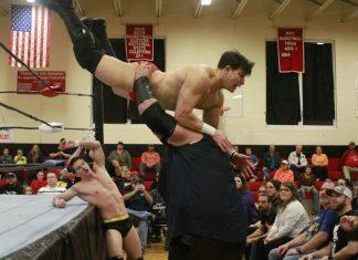 Innovate Wrestling TV #24 - Axton Ray vs. Tracer X vs. Travis Lee