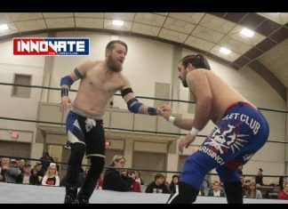 Innovate Wrestling TV #27 - Chase Owens vs. Caleb Courageous
