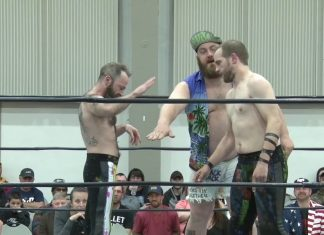 Innovate Wrestling TV #30 - Rob Killjoy vs. Lance Lude