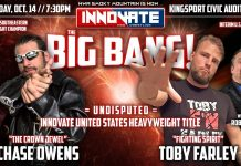 Innovate Wrestling TV #8 - Big Bang Preview
