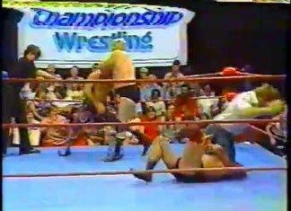 Iron Sheik & Killer Brooks vs. Dick Murdoch & Stan Hansen [GCW 1983]