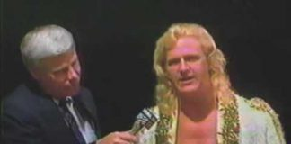 Jeff Jarrett, Shawn Michaels - Intercontinental Title Match Promo (1993) USWA Memphis Wrestling