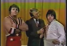 Jerry Lawler & Bill Dundee Trick Chuck Malone (Fake Petition Gag, 11-11-78) Memphis Wrestling