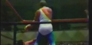 Jerry Lawler, Bill Dundee vs Mr. Fuji, Toru Tanaka (6-4-79) AWA Southern Tag Title Match