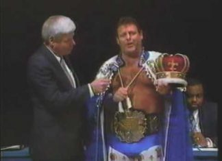 Jerry Lawler Doesn't Like Yankees (1993) USWA Memphis Wrestling