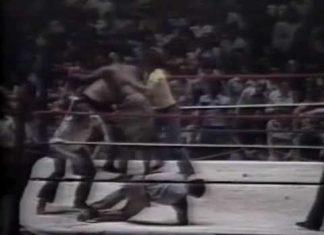 Jerry Lawler Fireballs Kamala - Classic Memphis Wrestling Memories
