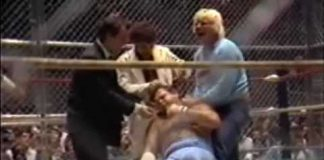 Jerry Lawler Gets Head Shaved in Hair vs Hair Match (4-27-87) Classic Memphis Wrestling Angle