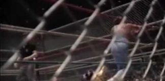 Jerry Lawler vs Austin Idol - Anything Goes, Hair vs Hair Steel Cage Match - Part 1/2 (4-27-87)