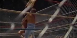 Jerry Lawler vs Austin Idol - Anything Goes, Hair vs Hair Steel Cage Match - Part 2/2 (4-27-87)