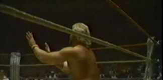 Jerry Lawler vs Eddie Gilbert (Fiery 'No DQ' Match, 3-28-88) Memphis Wrestling