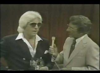 Jerry Lawler vs Ric Flair (NWA Heavyweight Title Match) Part 1 - The Interview