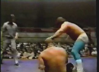 Jerry Lawler vs Toru Tanaka Highlights (3-3-79) AWA Southern Heavyweight Title Match