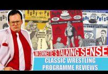 Jim Cornette Reviews Classic 1970's Wrestling Programmes