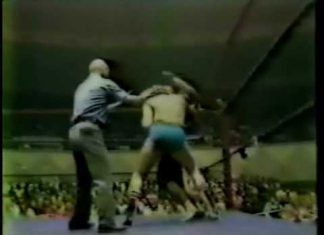 Jimmy Golden vs Professor Tanaka Highlights (2-18-79) AWA Southern Heavyweight Title Match