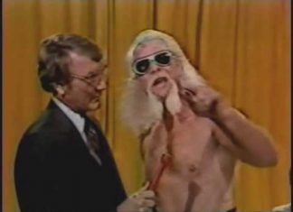 Jimmy Valiant Disses Jerry Lawler's Hillbilly Music (CWA 11-11-78) Classic Wrestling Angle