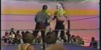 Jimmy Valiant, Wayne Farris vs Danny Davis, Sammy Holt (CWA,11-11-78) Memphis Wrestling
