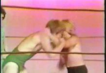 Ken Wayne vs Dallas Montgomery - Overprotective Buddy Wayne Saves Son (6-16-79)