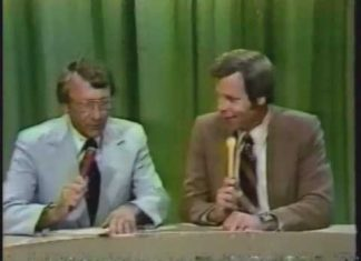Lance Russell, Dave Brown - Today's Card (6-9-79) CWA Memphis Wrestling