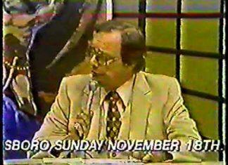 Memphis - Lance Russell Gordon Solie Discuss The Merger of Memphis & Georgia Championship Wrestling