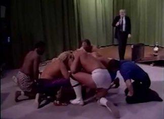 Memphis Wrestling Legends BATTLE ROYAL (2-4-89) Part 2 of 2