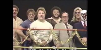 Merry Christmas from Georgia Championship Wrestling