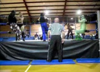 Mid-Georgia Championship Wrestling: Saturday Night Rumble (11-07-2009)